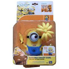 Minions Despicable Me 3 Toy Toys Figure Banana Crazy Carl Gift Collectible UK