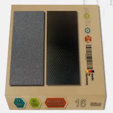 38,63EUR/1m² - Mega Schalldämmset 16 Matten Dämmung  Dämmmatte Dämmset - MS4-16