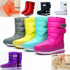 2016 Bigger Sizes Waterproof,Warm,Fashion Joggers Boots Snow Boots Women's Boots