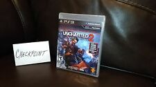 Uncharted 2 Among Thieves Game of the Year Edition (PS3) BLACK LABEL NEW SEALED!