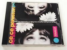 CE CE PENISTON FINALLY CD