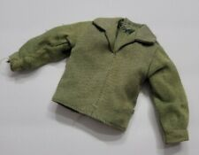 New listing BARBIE DOLL CLOTHES KEN GREEN LONG-SLEEVE COLLARED TOP SHIRT FASHION STYLE CUTE