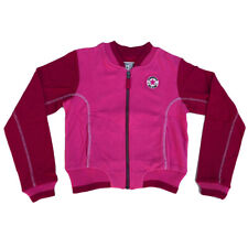 Converse Girls Baseball Style Pink Jacket Age 10-12 Years / 140-152cm