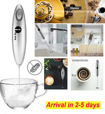 1byone Milk Frother Electric Cake Egg Beater Stirrer Milk Whisk Mixer Tool Foam