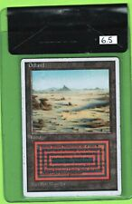 Odland Badlands Magic The Gathering Revised German Edition Dual Land Rare