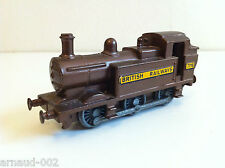 Budgie - Locomotive 7118 British Railways