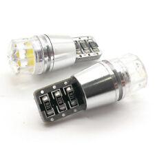2x White SMD LED Side Light W5W T10 501 For Alfa Romeo 147 159 Brera CPSL1033W