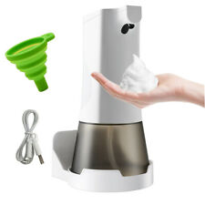 Sensor Rechargeable Automatic Soap Dispenser Wall Mount Touchless Kitchen Sink