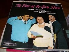 THE BEST OF THE GOON SHOWS TALES OF OLD DARTMOUTN-LP-VG+-PARLOPHONE-PETER SELLER