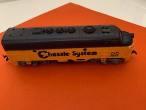 Bachmann HO Scale Chessie System C&O 7071 Train Engine Runs