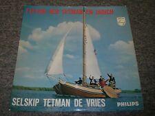 Fyftjin Jier Tetman En Jarich~Selskip Tetman De Vries~Philips P 600 305 R