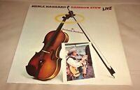 Rainbow Stew Live by Merle Haggard (Vinyl LP, 1981 UK Sealed)