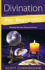 Divination for Beginners ~~ 25 % off ~~Scott Cunningham