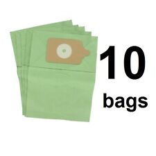 Replaceable Henry Numatic Hoover Vacuum Cleaner Dust Bags (Pack of 10)