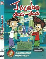 """Jacobo Dos- Dos Jacobo Two- Two La Serie """"4"""""""