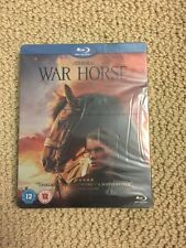 Disney's War Horse STEELBOOK (Blu-ray UK) HMV Exclusive OOP REGION FREE