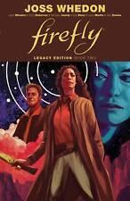 Firefly: Legacy Edition Vol 2 Tpb Boom Studios Joss Whedon Serenity