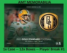 Mike Holmgren Packers 2020 Panini Gold Standard 1X CASE 12x BOX BREAK #1