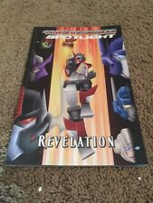 Transformers Spotlight Near Mint Galvatron Cover B CBX 8