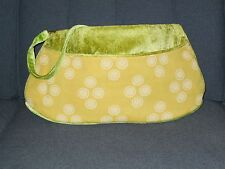 Nwot Offhand Designs Knitting Zelda Tote in Chamomile Dots