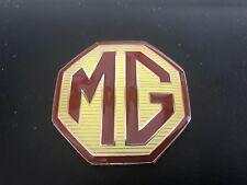 MG ZR ZS ZT ZTT Front overlay badge, ZR rear badge mk1 new