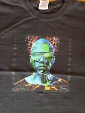 More details for kanye west glow in the dark tour t-shirt 2008 uk size small. free post