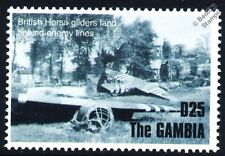 RAF Airspeed HORSA AS.51 Glider Aircraft Stamp (WWII D-Day Pegasus Bridge)
