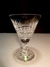 """New *VINTAGE* Waterford Crystal TRAMORE (1956-) Claret Wine 5 1/4""""  Made Ireland"""