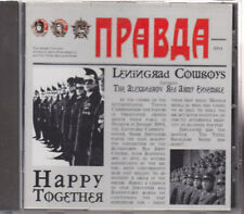 "LENINGRAD COWBOYS ""HAPPY TOGETHER"" CD-Album"