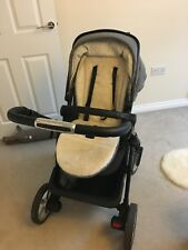 Silver Cross Surf Eton Grey Pushchairs Single Seat Stroller