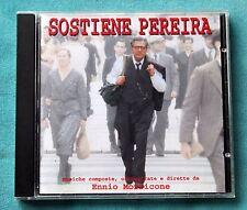 SOSTIENE PEREIRA SOUNDTRACK CD 1995 - ENNIO MORRICONE