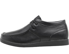 New Sonneti Office Mens Woodkirk Adult School Boys Casual LU Shoes Black Size 8