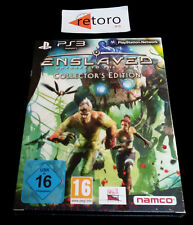 ENSLAVED ODYSSEY COLLECTOR'S EDITION Sony Playstation 3 PS3 PAL Nuevo NEW