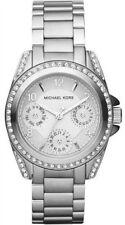 Orologio da polso donna Michael Kors MK5612 acciaio silver color argento