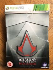 Assassin's Creed Revelations Collector's Ed (small tear in box) - Xbox 360 New!
