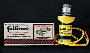 Sullivan Hi-Tork, Hi-RPM 12 Volt Starter