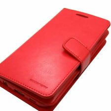 Red Mobile Phone Wallet Case for iPhone 5
