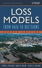 Loss Models: From Data to Decisions, Sec
