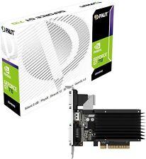 SCHEDA VIDEO PALIT NVIDIA GEFORCE GT710 2GB DDR3 PCI-E DVI HDMI