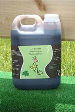 Seaweed Lawn Tonic Plant Fertilizer Organic Fertiliser Liquid Feed 2.5Ltr