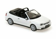VW Golf MkIV Cabriolet (1998) Diecast Model Car