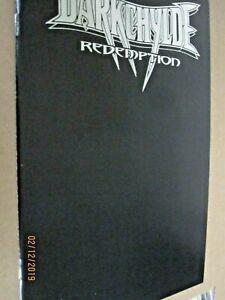 2001 DARKCHYLDE ENTERTAINMENT DARKCHYLDE REDEMPTION #1 BLACK WITH FOIL LOGO