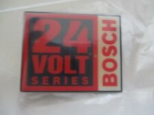 Bosch Tools 24 volt Series Collector Tie Hat Lapel Pin Sacrifice Nothing