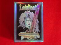 LADY DEATH SERIES #1 BOXED 100 CHROMIUM TRADING CARDS - VERY RARE MINT CONDITION