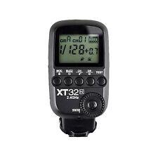 Godox XT32-N 2.4G Wireless 1/8000S Sync Power Control Flash Trigger For Nikon