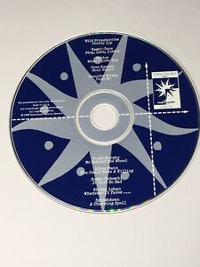 1999 Lilith Fair Various Artists Chevy Cavalier Promo Music CD Disc Only