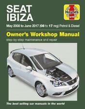 Seat Ibiza 2008 - 2017 Haynes Manual 6451