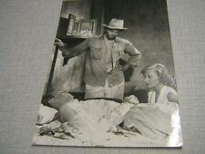 MICHELE MORGAN PHOTO DE PRESSE. 13*18 GERARD PHILIPE