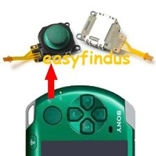 for PSP 3000 series SLIM Replacement repair part Button Analog Joystick green