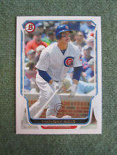PACK FRESH!  2014 Bowman - BLANKBACK ERROR - Anthony Rizzo Cubs - POTENTIAL 1/1